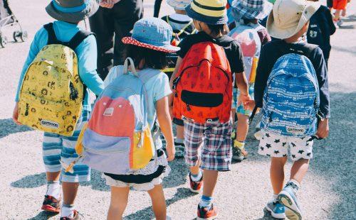 What happens when children learn?