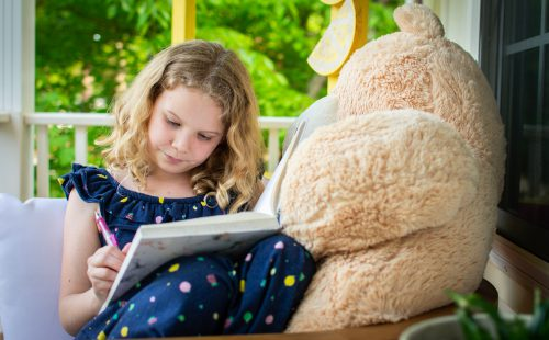 How do reading and writing change your child's understanding of words?