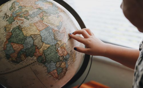 Why is your child's vocabulary like an atlas?
